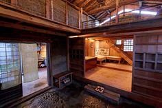 Geoffery Moussas | Renovation of storehouse _Japan