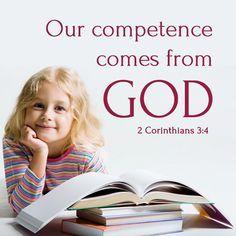 Uncle Akin: Devotional Tea 16: God, Our Competence