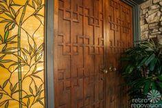 Luxurious, Asian-decor 1962 time capsule house -- 24 photos -- Dallas, Texas - Retro Renovation