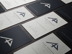 Alan Podemski Business Cards | Business Cards | The Design Inspiration