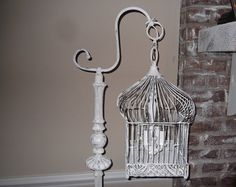 Birdcage Chandelier Light This Standing Lamp Is A Stunning Statement Piece  That Goes Wherever A Romantic