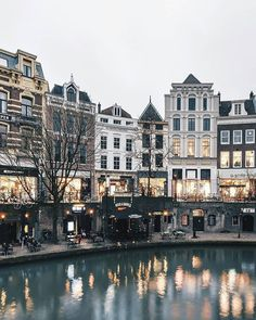 Perfect corners ~ Utrecht, Netherlands Photo: @een_wasbeer Lovely pic! #living_europe