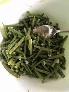 Grüner Bohnensalat, ein schmackhaftes Rezept aus der Kategorie Sommer. Bewertungen: 161. Durchschnitt: Ø 4,5.