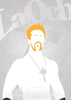 Sheamus. The Great White.