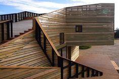 Дом-метаморфоза-1 (Metamorfosis-1) в Чили архитекторов Jose Ulloa Davet и Delphine Ding.