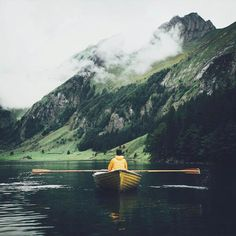 boating | adventure | explore | mountains | lakes | water