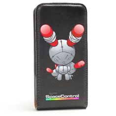 Sort-Iphone-Cover-trykket-med-CPM-transferpapir-ninja-rabbit http://www.themagictouch.no