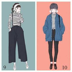 Best Women S Fashion Websites Cute Fashion, Look Fashion, Fashion Art, Girl Fashion, Fashion Dresses, Womens Fashion, Anime Outfits, Girl Outfits, Cute Outfits