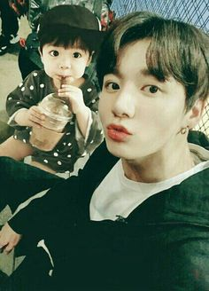 The Truth Untold~Taekook - Bildung Jungkook Fanart, Foto Jungkook, Bts Bangtan Boy, Bts Jimin, Cute Asian Babies, Korean Babies, Asian Kids, Cute Babies, Jikook