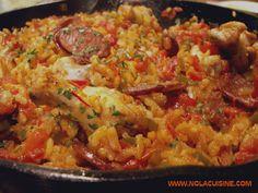 Spanish Paella Recipe