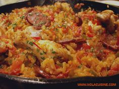 Spanish Paella Recipe