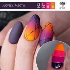 Glow Nails, Diy Nails, Cute Nails, Pretty Nails, Nail Polish Designs, Nail Art Designs, Gel Polish, Dream Nails, Halloween Nail Art