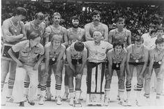 Mundial de Baloncesto en 1982