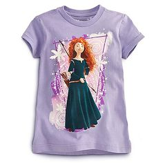 Brave movie merchandise   Brave Shirts, Pajamas and Other Clothing with Merida