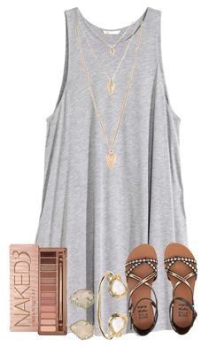 """""""Happy Easter!+ 400 followers!"""" by kyliegrace3 ❤ liked on Polyvore featuring beauty, H&M, Kendra Scott, Billabong, Forever 21 and Urban Decay"""