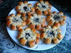 Kvetované koláče