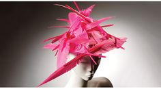 Philip Treacy, Feather Hat, 1995 via pem.org #Hats #Feather_Hat #Philip_Treacy #pem_org