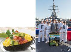 Avocados From Peru Salute U.S. Service Men And Women