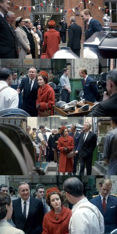 """The Crown Style: """"Marionettes"""" and """"Vergangenheit"""" The Crown 2016, The Crown Series, Crown Netflix, Marriage Issues, Prince Phillip, Tv Series, Netflix Series, Queen Elizabeth Ii, Old Movies"""