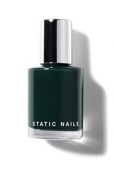 Static Nails Liquid Glass Nail Lacquer - Wicked #OilForHairLoss Argan Oil For Hair Loss, Best Hair Loss Shampoo, Biotin For Hair Loss, Castor Oil For Hair, Hair Shampoo, Biotin Hair, Baby Hair Loss, Hair Loss Cure, Hair Loss Remedies