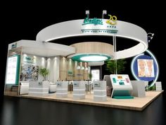 2016 by Leandro Domenes at Coroflot.com Exhibition Stall Design, Exhibition Display, Exhibition Space, Exhibition Stands, Exhibit Design, Exhibition Ideas, Stand Design, Display Design, Standing Signage