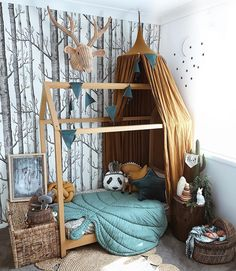 Amazing A dream kid's bedroom - PLANETE DECO has homes world - Best Decoration ideas for the home