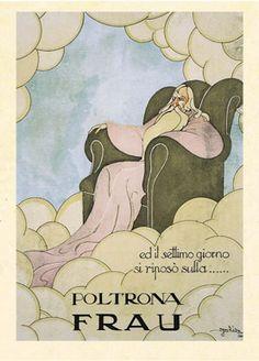 1926 - ADV Campaign by Golia (Eugenio Colmo)