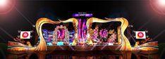 Concert Stage 4   3D model
