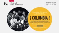 http://www.festival-idf.fr/2014/concert/colombia - Alvaro Meza - Cimarron - Esteban Copete & su Kinteto Pacifico - Frente Cumbiero - La-33 - Rancho Aparte - Sidestepper - Dimanche 7 septembre 2014, 12h30 - Domaine de Villarceaux, Chaussy (95)