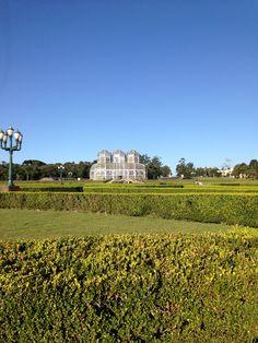 Jardim Botânico, Curitiba -PR