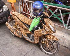 Pimp my scooter in Thailand  http://www.hello-thailand.net/