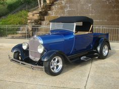 1929 Ford : Model A Roadster...Beep Beep Repin brought to you by #CarInsuranceagents at #HouseofInsurance in #Eugene/Springfield