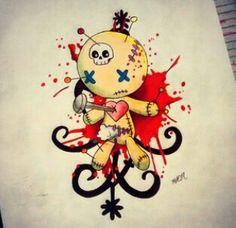 Voodoo doll                                                                                                                                                                                 More