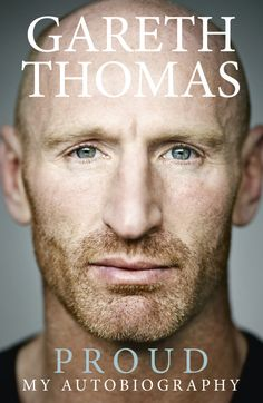 Gareth Thomas - PROUD: My autobiography