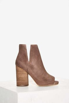 Jeffrey Campbell Oath Suede Boot - Boots + Booties