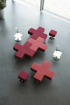 Collaborative Furniture - Collaboration Workspace