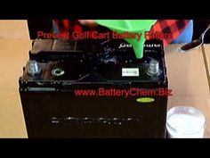Using Battery Chem to double or even triple the life of your golf cart batteries with 28 years of repeat business. Golf Cart Batteries, Video Advertising, Golf Carts, Green