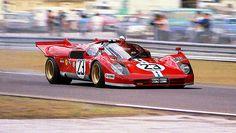 Ferrari 512S - 2nd Place Daytona 71