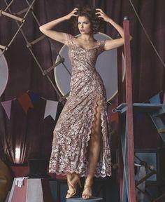 Tea Length Mother Groom Dresses | Vintage Tea Length Cap Sleeve Lace Mother of the Groom Dresses