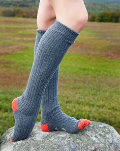 Wool and cotton boot socks by Annie Neill. Boot Socks, Beautiful Necklaces, Annie, Vintage Items, Sugar, Tools, Cotton, Fashion, Moda