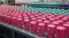 Our Candles and Tarts are Hand Poured and American Made with 100% Soy Wax so they are safe, Burn Longer and Cleaner!! :)