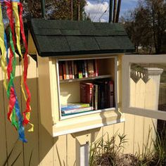 Take a book, leave a book. An ingenious lending-library idea is sweeping the nation — see if it's right for your neighborhood