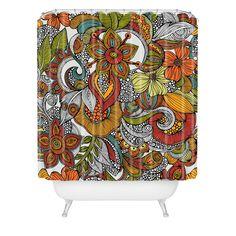 Valentina Ramos Ava Shower Curtain   DENY Designs Home Accessories