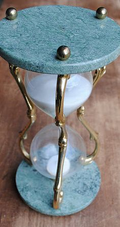 ⌛ Marble sand timer ⌛