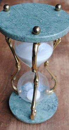 marble sand timer
