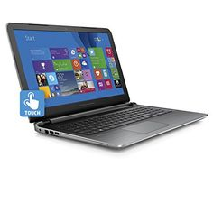 Introducing HP Full HD Touchscreen 156 Pavilion Notebook Intel i55200U Processor 1920 x 1080 8GB Memory 1TB Hard Drive Super Multi DVD Burner Wireless Bluetooth Win 81. Great product and follow us for more updates!
