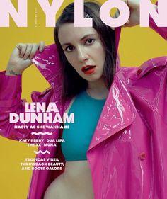 Lena Dunham, February 2017 | NYLON SHOP