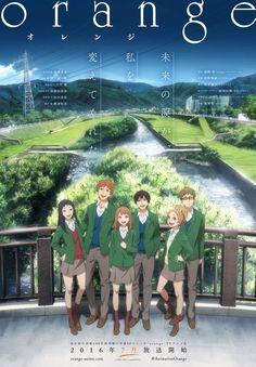 Orange (anime) - Shinden