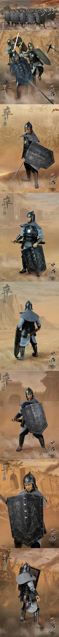 [303 Toys 1/6 China series (Soldier) soldier shield the whole kit No. 304]