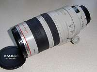 Canon Ultrasonic 100-400mm Objektiv Camcorder, Binoculars, Canon, Lens, Video Camera, Cannon, Movie Camera
